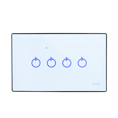 4 Gang Smart Switch Panel