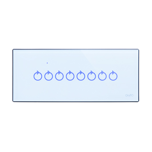 8 Gang Smart Switch Panel